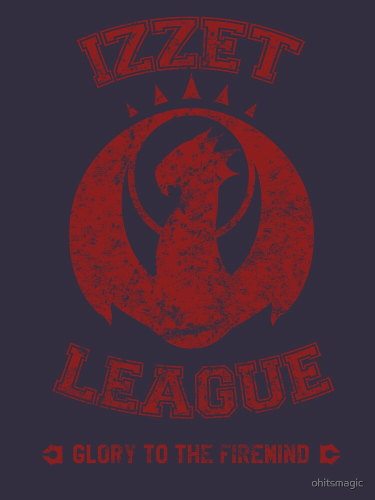 IZZET LEAGUE | Unisex T-Shirt