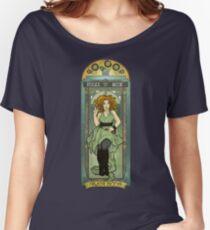 River Song ArtNerdveau Women's Relaxed Fit T-Shirt