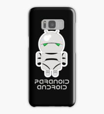 PARANOID ANDROID Samsung Galaxy Case/Skin