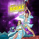 Metal Jesus - iPod Case by metaljesusrocks