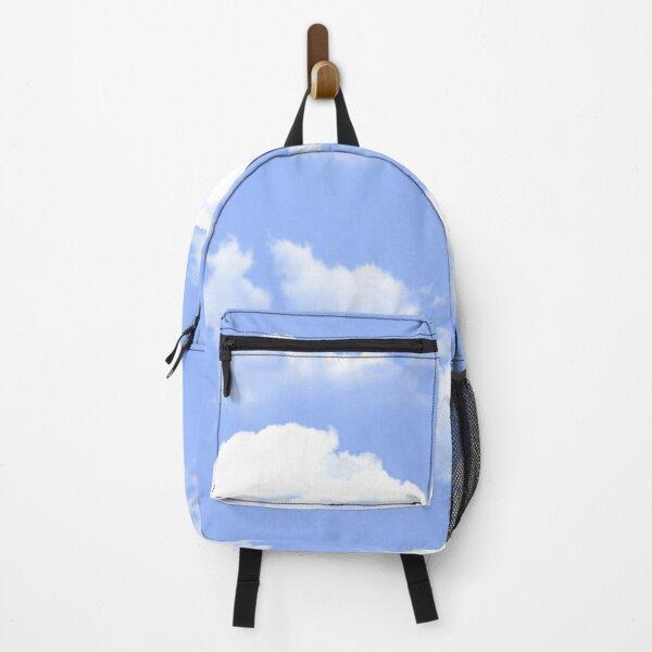 Blue sky, Esthetic clouds  Backpack