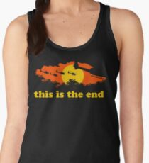 Apocalypse Now: This is the end Women's Tank Top