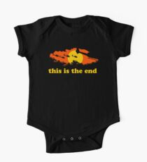 Apocalypse Now: This is the end Kids Clothes