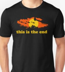 Apocalypse Now: This is the end Slim Fit T-Shirt