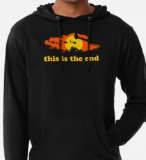 Apocalypse Now: This is the end Lightweight Hoodie