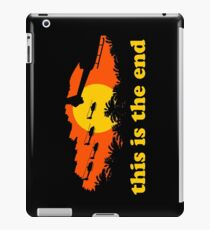 Apocalypse Now: This is the end iPad Case/Skin