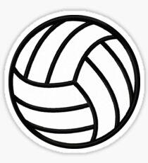 Pegatina Voleibol