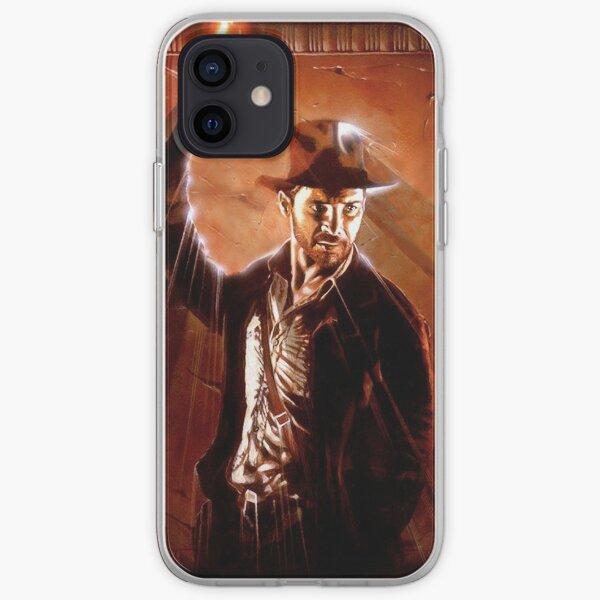 Indiana Jones iPhone Soft Case