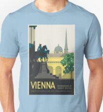 Vintage poster - Vienna T-Shirt