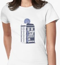Time And Relative Dimension In Space T-Shirt