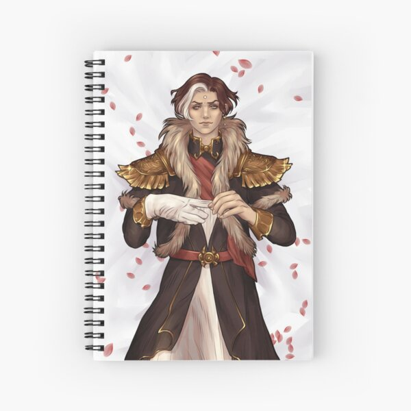 Emet-Selch Dakimakura Cuaderno de espiral