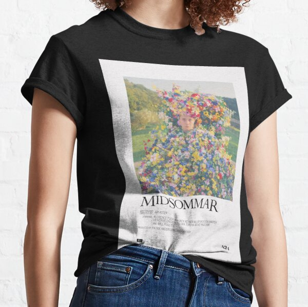 Midsommar Movie Poster Classic T-Shirt