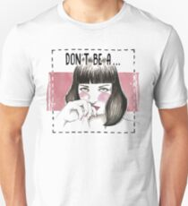 Pulp fiction - Mia wallace Unisex T-Shirt