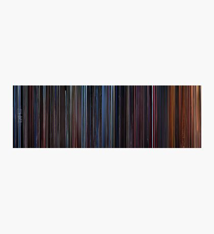 Moviebarcode: Star Trek III: The Search for Spock (1984) Photographic Print
