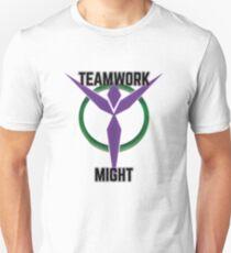 Teamwork Might Unisex T-Shirt