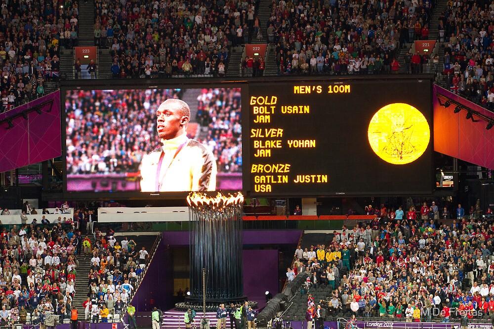 Olympics 2012 by M De Freitas