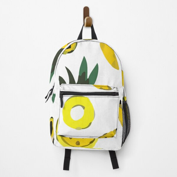 Exotic jungle pattern Backpack