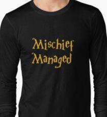 Mischief Managed Shirt T-Shirt