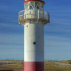 Hodbarrow Lighthouse by Jamie  Green