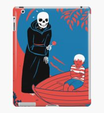 On the Shore of the River of Death iPad Case/Skin