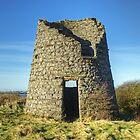 Hodbarrow Windmill,Millom by Jamie  Green