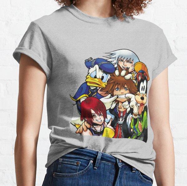 Kingdom Hearts Best Friends Classic T-Shirt