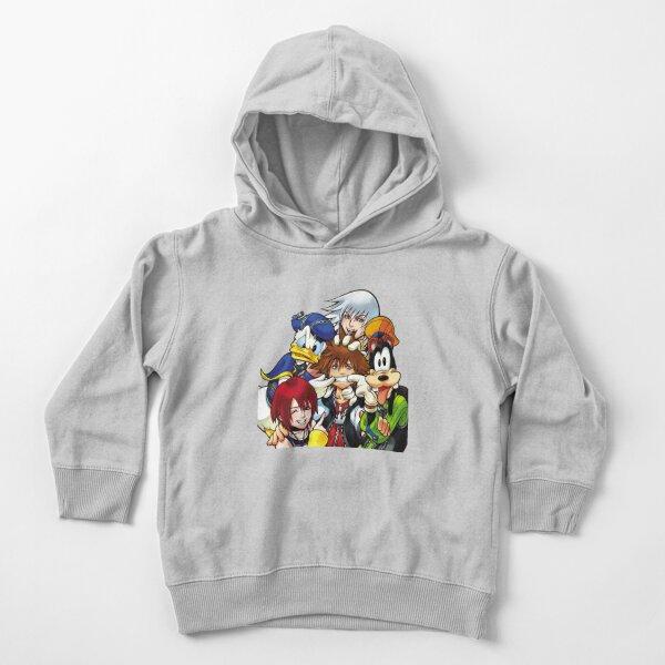 Kingdom Hearts Best Friends Toddler Pullover Hoodie