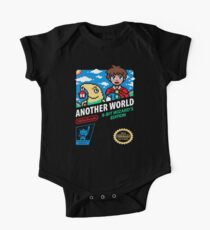 ANOTHER WORLD One Piece - Short Sleeve