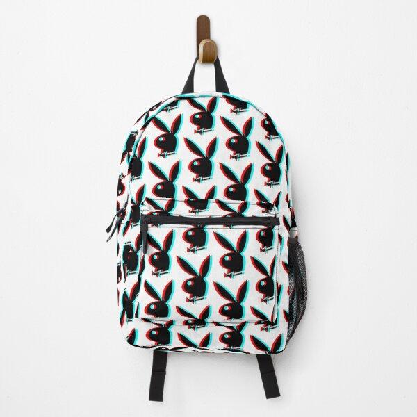 Blurry Playboy bunny Backpack