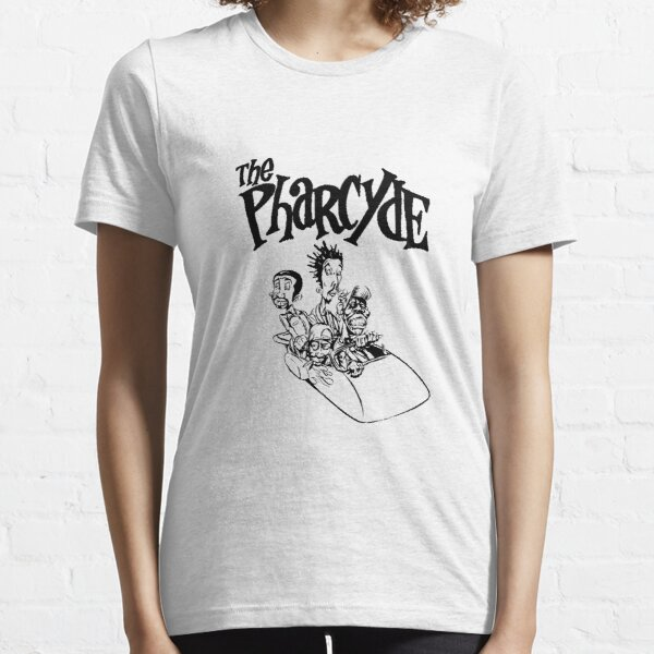 Old School Hip Hop T Shirt Pharcyde Essential T-Shirt
