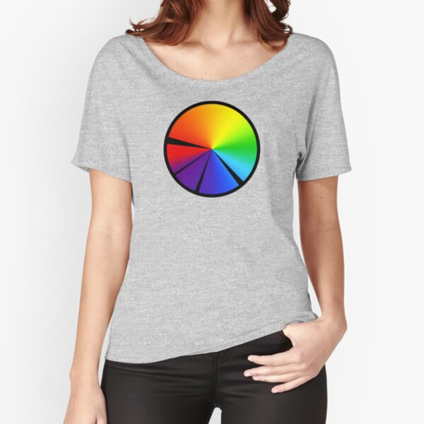 Hydrogen Emission Spectrum Relaxed Fit T-Shirt