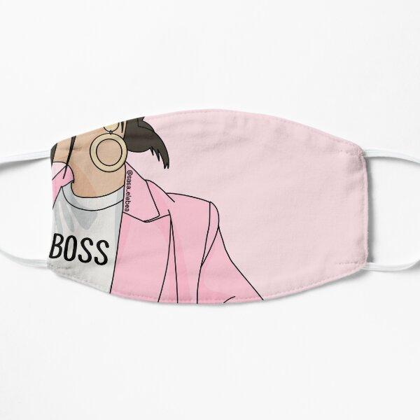 Boss by Sasa Elebea Flat Mask