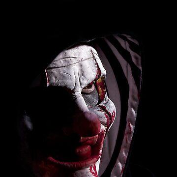 Clown 2 by Chavy-Voodoo