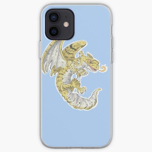 Leopard Gecko Dragon! iPhone Soft Case