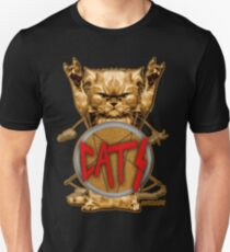 slayer cat Unisex T-Shirt