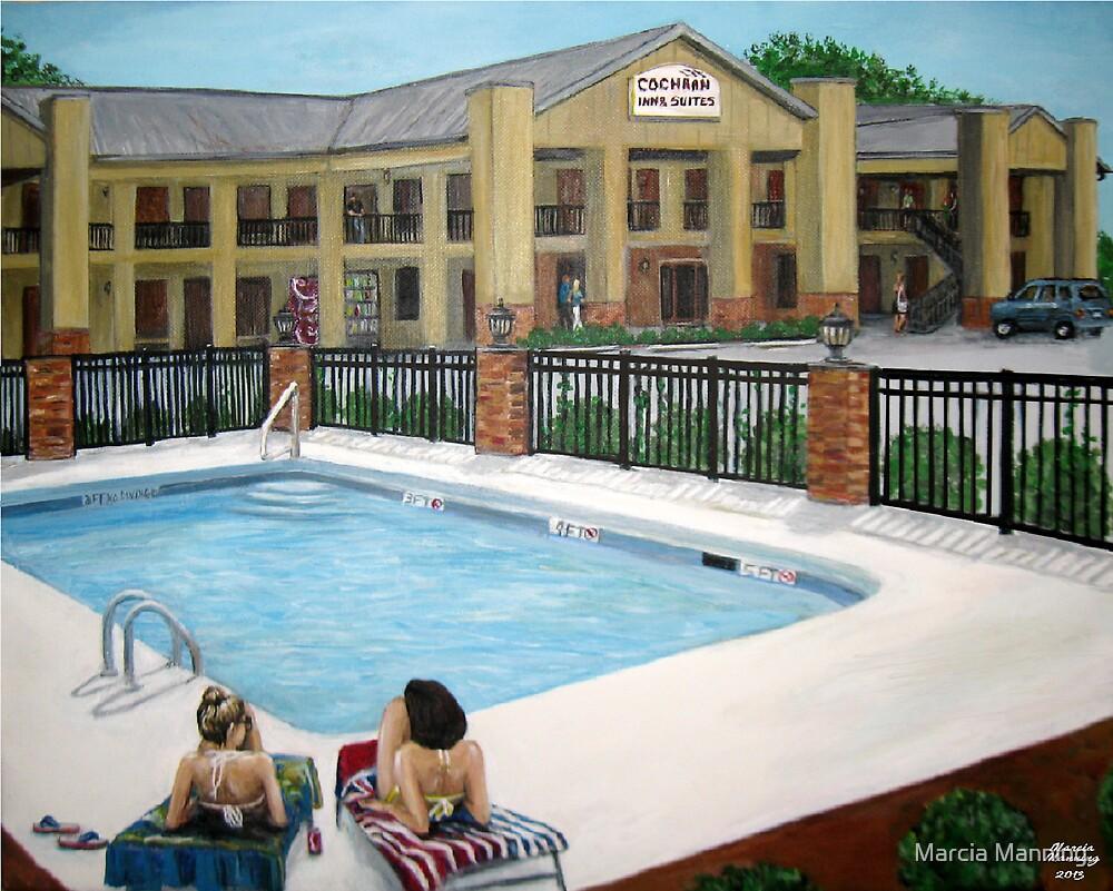 Cochran Inn & Suites by Marcia Manning