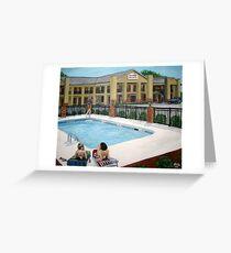 Cochran Inn & Suites Greeting Card