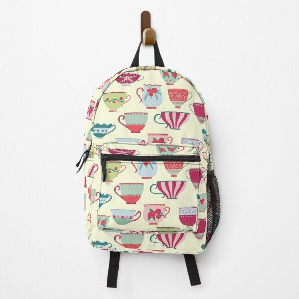Tea Cups Backpack