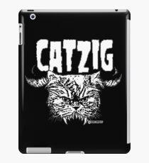 catzig iPad Case/Skin