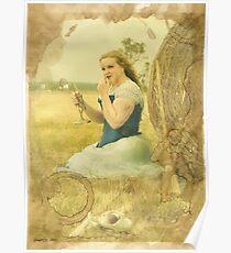 Cinderella (fairy godmothers don't exsist) Poster