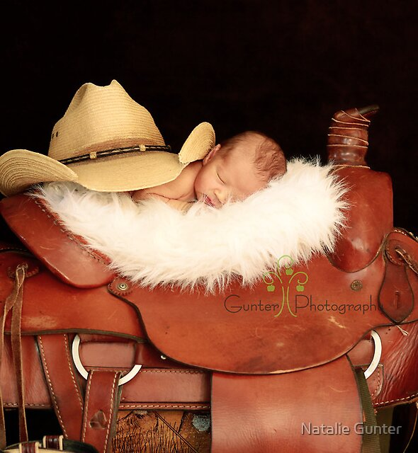 Little Cowboy by Natalie Gunter