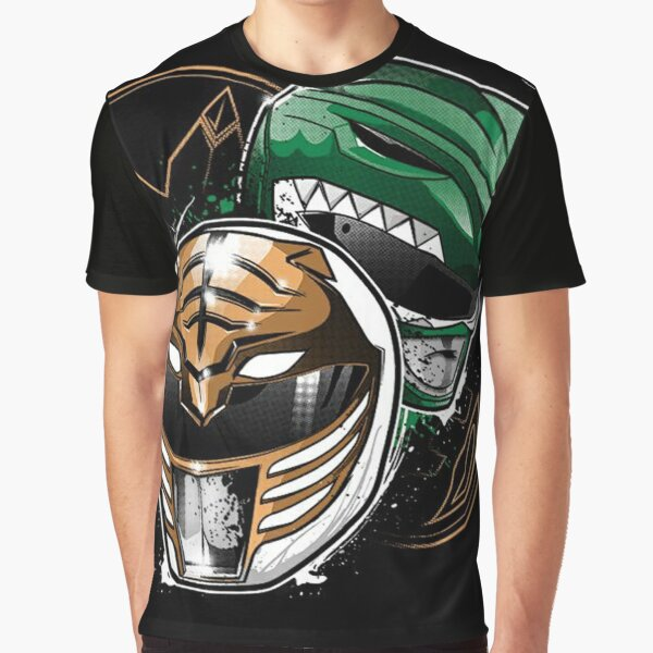 Power rangers Tommy oliver Graphic T-Shirt