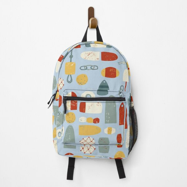 Fishing Floats Backpack