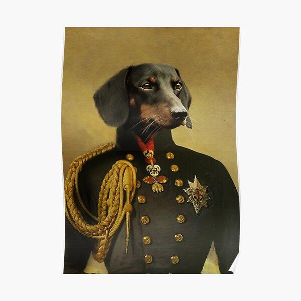 royal dog portraits dachshund ,Royal Pet Portrait ,royal dog paintings ,   Renaissance Pet King Portrait, Classic Pet Portrait ,Pet Memorial Poster