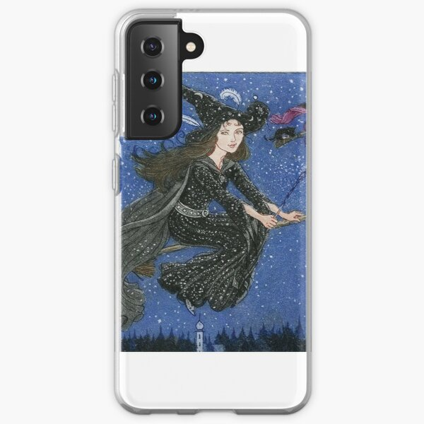 A Witch's Night Out Samsung Galaxy Soft Case