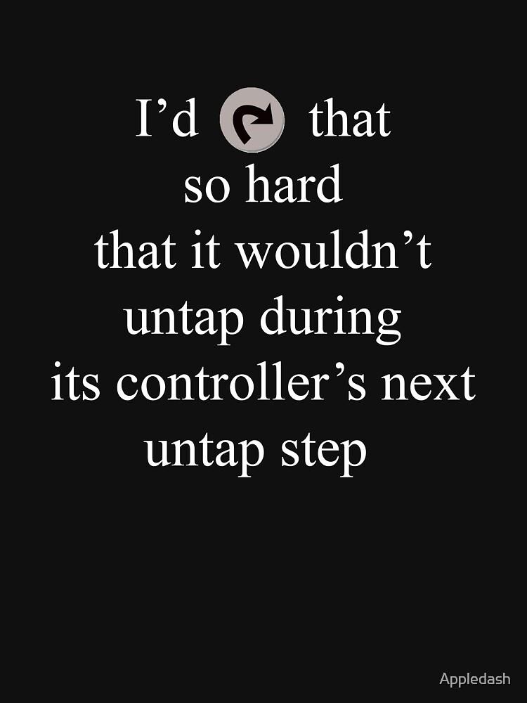I'd tap that | Unisex T-Shirt