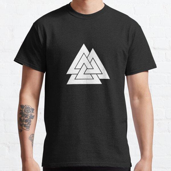 Odin Viking Knot Classic T-Shirt
