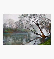 Winter on the Goulburn Photographic Print