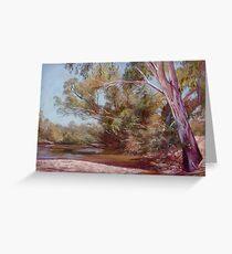 Goulburn River Magic Greeting Card