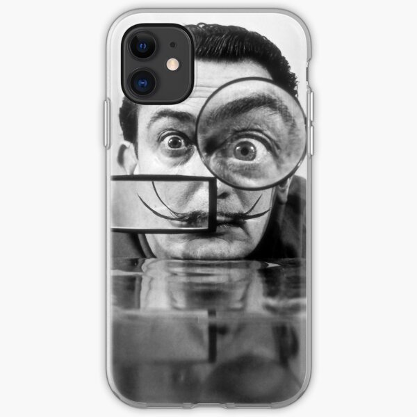 Salvador Dali iPhone Soft Case